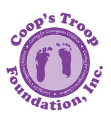 Coops Troop Foundation logo